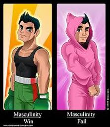 masculinity in the media essays Masculinity essay examples 30 total results an analysis of the idea of masculinity and physical condition in today's society 574 words 1 page a discussion on the.